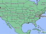 California University Of Pennsylvania Map where is Philadelphia Pa Philadelphia Pennsylvania Map