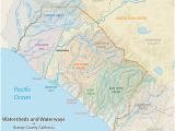 California Waterways Map Santa Ana River Revolvy