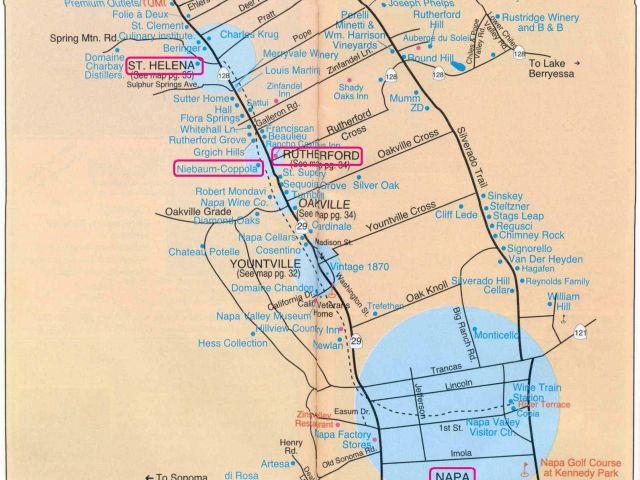 graphic regarding California Regions Map Printable named California Wine Rising Places Map Printable Napa Wine Map