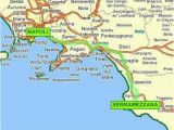 Calitri Italy Map Itinerario Da Napoli A Serramezzana Foto Di B B San Pietro