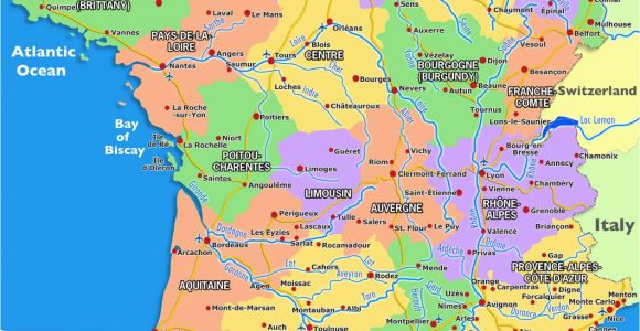 Camargue Region France Map Guide to Places to Go In France south Of France and Provence