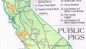 Camp Roberts California Map Map California Map Blm Land In California California Map Map