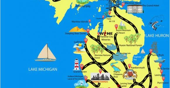 Camping Michigan Map Rv Dealer Michigan Rv Dealer Utah Rv Dealer Ohio Rv Dealer Illinois1