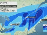 Canada Flu Map nor Easter to Lash northern New England with Coastal Rain