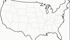 Canada Map Quiz Printable Unlabeled Us Map Quiz Fresh Blank and Canada Printable United States