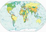 Canada Map Wallpaper Detailed World Map Wallpaper Wall Mural Muralswallpaper Co
