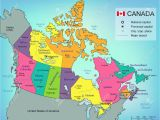 Canada Map with Provinces and Capitals Canada Provincial Capitals Map Canada Map Study Game Canada
