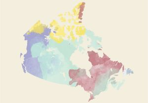 Canada Provinces Abbreviations Map Canadian Provinces and Territories Translated to French