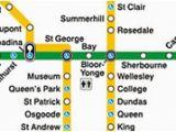 Canada Skytrain Map Ttc Maps