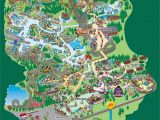 Canadas Wonderland Map Splashin Safari Park Map In 2019 Family Vacations Holiday World