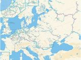 Canal Map Europe Waterway Revolvy