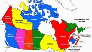Capital City Of Canada Map Map Of Canada with Capitals Awesome Lovely Capital Cities Canada Map