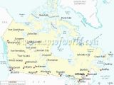 Capital Of Canada On Map Actual Canada Map Quiz Major Cities Map Quiz Canadian