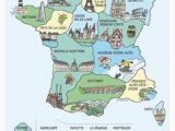 Cartoon Map Of France 24 Best France Map Images In 2018 Wine Education Wine Wine Guide