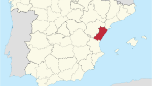 Castellon Spain Map Province Of Castella N Wikipedia
