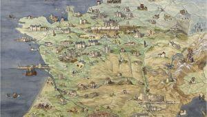 Castles In France Map France Jean Claude Golvin Castle Study In 2019 France