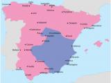 Catalan Spain Map Spanish Civil War Wikipedia