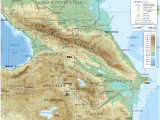 Caucasus Mountains Europe Map Caucasus Mountains Wikipedia