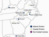 Celeste Texas Map atlantic Coast Conference Wikipedia
