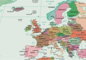 Central Western Europe Map Map Of Europe Europe Map Huge Repository Of European
