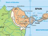 Ceuta Spain Map Ceuta Wikipedia Spain Map Historical Maps Spain