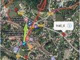 Cevennes France Map Cevennes Gps Carte Nautique