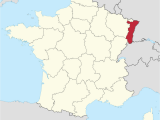 Champagne Region Of France Map Elsass Wikipedia