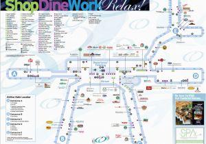 Charlotte north Carolina Airport Map Charlotte Douglas International on