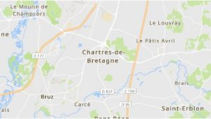 Chartres France Map Chartres De Bretagne 2019 Best Of Chartres De Bretagne France
