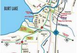 Cheboygan Michigan Map 17 Best Indian River Michigan Images On Pinterest Indian River