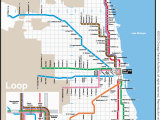 Chicago Little Italy Map Chicago Transit Authority Art Posters Chicago Map Chicago