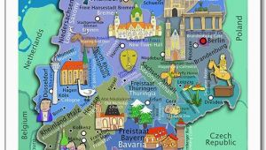 Childrens Map Of France Kids Map Of Germany Twitterleesclub