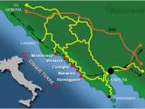 Cinque Terre Map Of Italy Cinque Terre Wikitravel