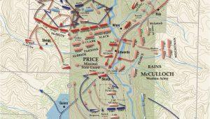 Civil War Battles In Georgia Map Secretmuseum