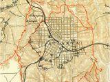 Civil War Sites In Georgia Map the Usgenweb Archives Digital Map Library Georgia Maps Index