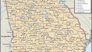 Clayton County Georgia Map State and County Maps Of Georgia