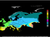 Climate Map Of Europe Oceanic Climate Revolvy