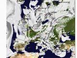 Clouds Map Europe Satellite Cloud Cover