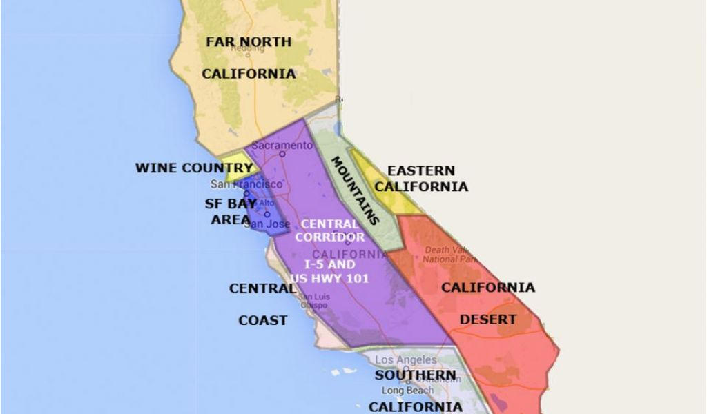 Coachella Valley California Map Best California State By Area And - Central-valley-on-us-map