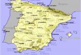 Coast Of Spain Map East Coast Of Spain Map Twitterleesclub