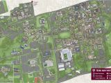 College Station Map Of Texas Texas A and M Campus Map Business Ideas 2013