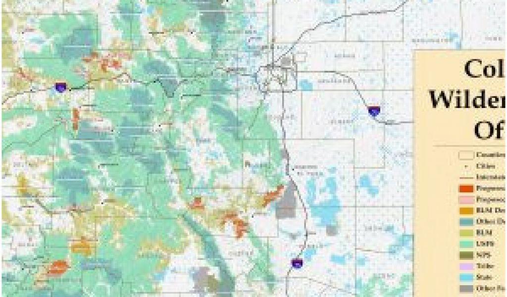 Colorado Blm Map Colorado Blm Map Best Of 69 Fresh Colorado