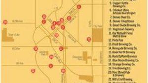 Colorado Brewery Map 33 Best Denver Beers Breweries Images Brewery Craft Beer Denver