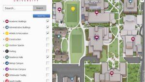 Colorado College Campus Map Secretmuseum