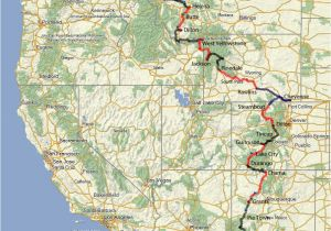 Colorado Continental Divide Map Big Sky Trail Map Lovely Efacbfe O D Fresh Continental Divide Trail