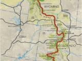 Colorado Continental Divide Map Continental Divide Trail Colorado Continental Divide Trail Map See