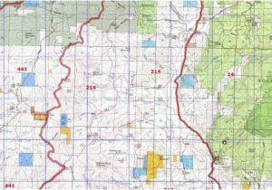 Colorado Elk Hunting Unit Map Colorado Hunting Unit Map New ...