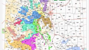 Colorado Hunting Unit Map Best Colorado Hunting Unit Map Galleries Printable Map New