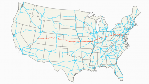 Colorado Interstate Map Interstate 70 Wikipedia