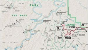 Colorado Jeep Trail Maps Colorado Jeep Trail Maps Best the Needles Canyonlands National Park